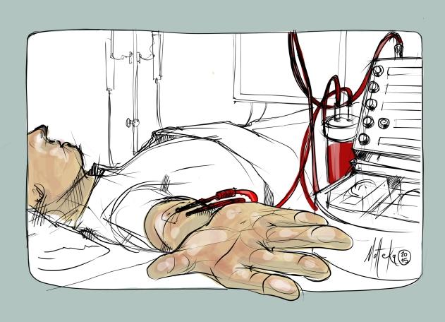 2015 08 14 Derecho a la salud_Ordenan asegurar tratamientos de diálisis